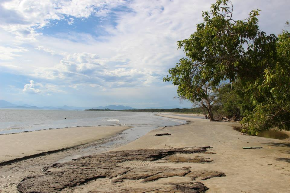 Ilha das Peças - Paraíso dos Golfinhos. Foto: Rafael Araújo ₢